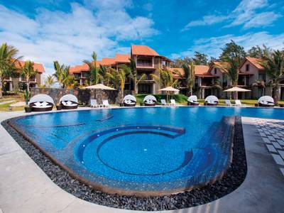 Maritim Crystals Beach Hotel - ausstattung