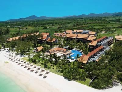 Maritim Crystals Beach Hotel - lage
