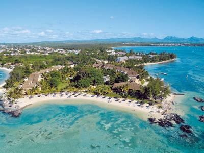 Canonnier Beachcomber Golf Resort & Spa - lage