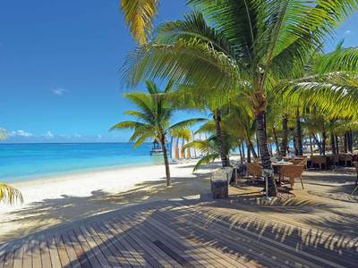 Trou Aux Biches Beachcomber Golf Resort & Spa - lage