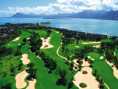 Paradis Beachcomber Golf Resort & Spa - lage