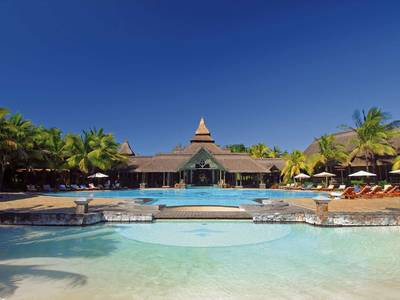 Shandrani Beachcomber Resort & Spa - ausstattung