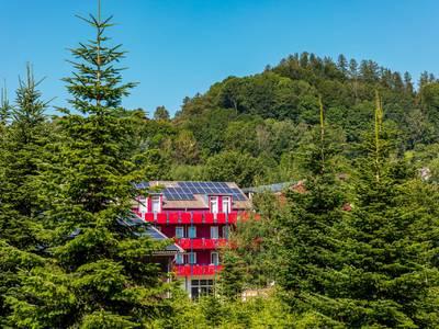 Familienhotel Reiterhof Runding - lage