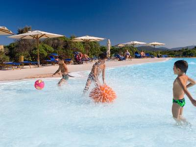 Valle dell Erica Resort Thalasso & Spa - kinder