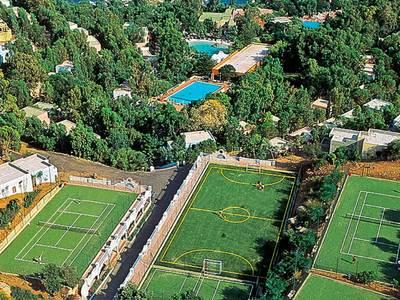 Arbatax-Borgo Cala Moresca - sport