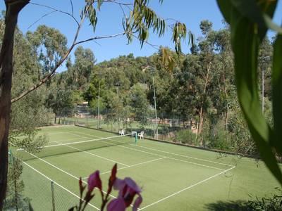 Sigillum-Borgo at Arbatax - sport