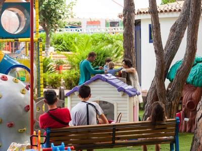 Camping Baia Blu La Tortuga - kinder