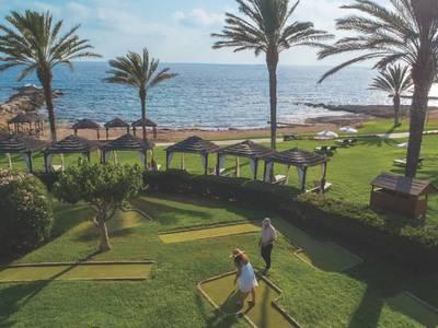 Constantinou Bros Athena Beach Hotel - lage