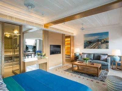 Columbia Beach Resort - zimmer