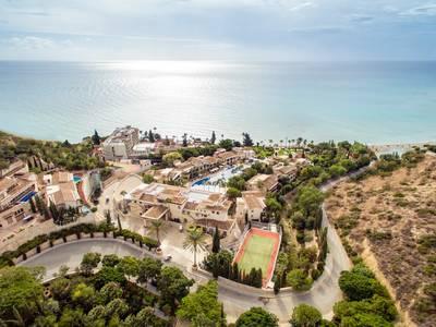 Columbia Beach Resort - lage