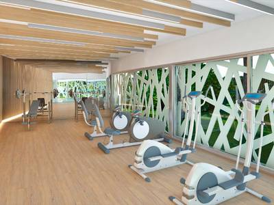 BG Tonga Tower Design Hotel & Suites - sport