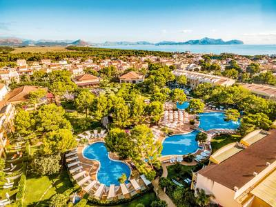 Zafiro Mallorca & Spa - lage