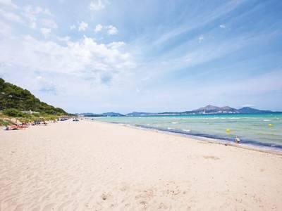 Mar Playa de Muro Suites - lage