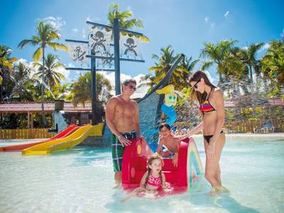 Grand Palladium Bavaro Suites Resort & Spa - kinder