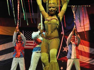 Grand Sirenis Punta Cana Resort Casino & Aquagames - unterhaltung
