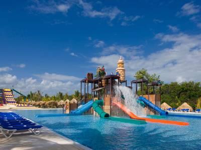 Grand Sirenis Punta Cana Resort Casino & Aquagames - kinder