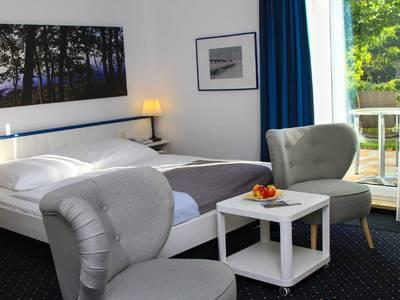 Hotel & Restaurant Seebrücke - zimmer