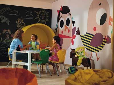 Mövenpick Resort El Quseir - kinder