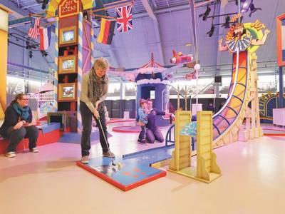 Center Parcs Park Zandvoort - sport