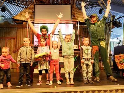 Center Parcs Port Zélande - kinder