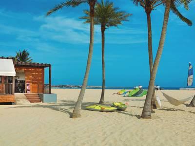 Hilton Cabo Verde Sal Resort - lage