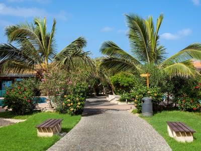 Meliá Tortuga Beach Resort & Spa - lage