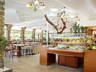 Anthemus Sea Beach Hotel & Spa - verpflegung