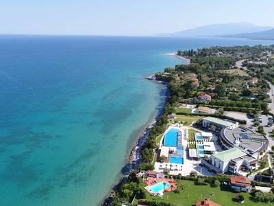 Cavo Olympo Luxury Hotel & Spa - lage