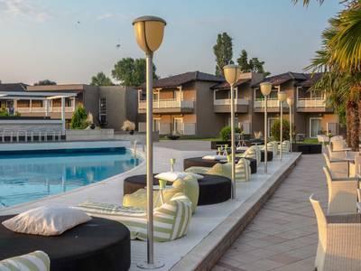 Dion Palace Oasis House - ausstattung