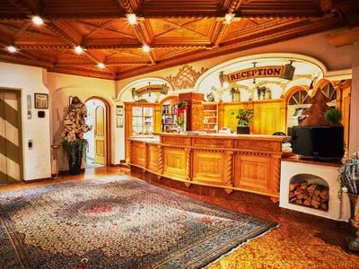 Hotel Wagrainerhof - ausstattung