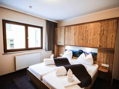 Hotel Wolkensteinbär powered by Magic Mountains - zimmer