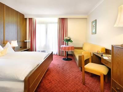 Hotel St. Hubertus - zimmer