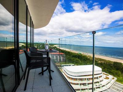 Radisson Blu Resort Swinoujscie - lage