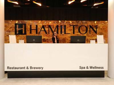 Hotel Hamilton - ausstattung