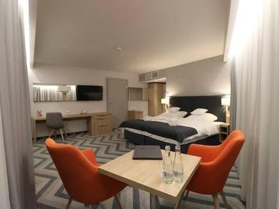 Hotel Hamilton - zimmer