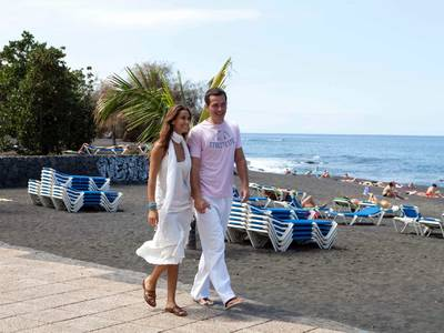 Be Live Adults Only Tenerife - lage