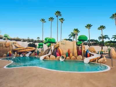 Iberostar Bouganville Playa - kinder