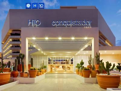 H10 Conquistador - lage