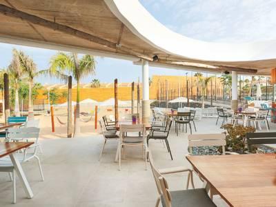 Hotel Baobab Suites - lage