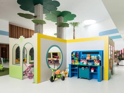 Hotel Baobab Suites - kinder