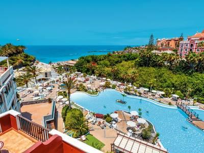 Gran Tacande Wellness & Relax Costa Adeje - lage