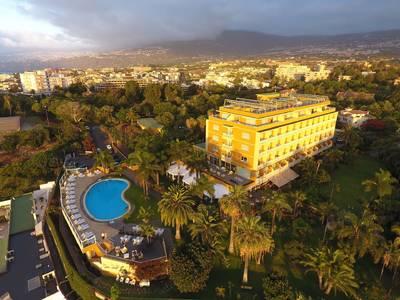 Tigaiga Hotel - lage