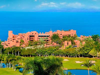 The Ritz-Carlton, Abama - lage