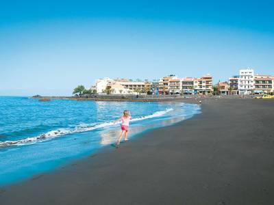 Playa Calera - lage
