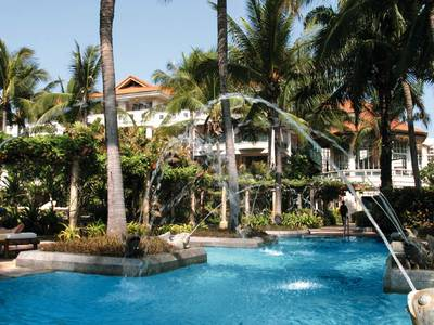 Centara Grand Beach Resort - ausstattung