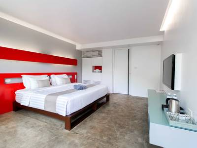 The Coast Resort Phangan - zimmer