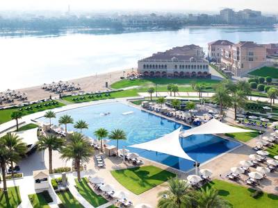 The Ritz-Carlton Abu Dhabi, Grand Canal - ausstattung