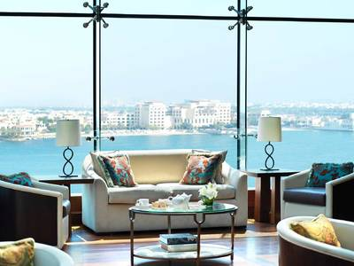 The Ritz-Carlton Abu Dhabi, Grand Canal - zimmer