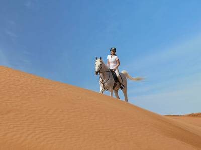 The Ritz-Carlton Ras Al Khaimah, Al Wadi Desert - sport