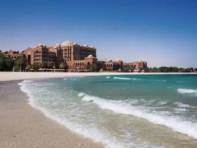 Emirates Palace Abu Dhabi - lage